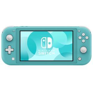 【保証書他店印付き/保証印2020年7月以降】ゲーム機 Nintendo Switch Lite [ターコイズ][新品即納] sharanoki