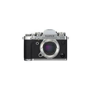 [展示品]デジタル一眼カメラ FUJIFILM X-T3 ボディ[シルバー][即納] sharanoki
