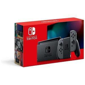 【保証書他店印付き/保証印2020年9月以降】ゲーム機 新型 Nintendo Switch HAD-S-KAAAA [グレー][新品即納] sharanoki