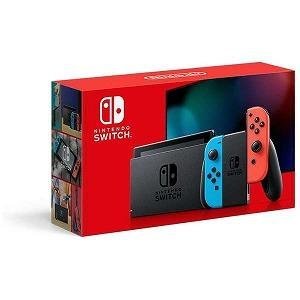 【化粧箱破損】ゲーム機 新型 Nintendo Switch HAD-S-KABAA [ネオンブルー・ネオンレッド][新品即納] sharanoki