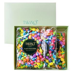 新宿高野 フルーツチョコレート平袋3入EA (ギフト セット) 贈り物 [内祝い/手土産/プレゼント...