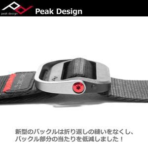 ピークデザイン SLL-BK-3 スライドライト カメラストラップ ブラック 【送料無料】 【即納】|shasinyasan|02