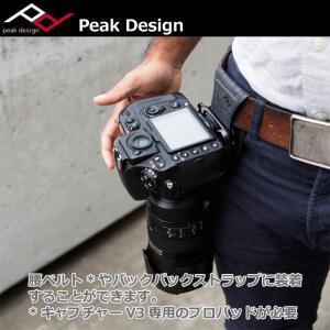 【メール便 送料無料】 ピークデザイン CP-BK-3 キャプチャーV3&スタンダードプレートセット ブラック 【即納】|shasinyasan|03