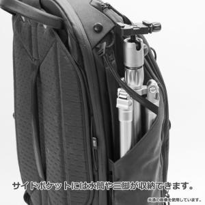 ピークデザイン BTR-45-BK-1 トラベルバックパック45L ブラック 【送料無料】 【即納】|shasinyasan|04