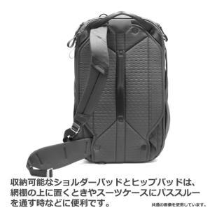 ピークデザイン BTR-45-BK-1 トラベルバックパック45L ブラック 【送料無料】 【即納】|shasinyasan|05