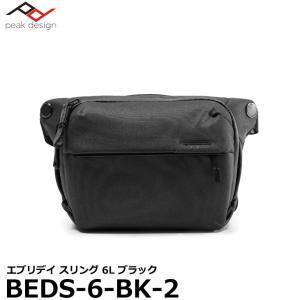 ピークデザイン BEDS-6-BK-2 エブリデイ スリング 6L V2 ブラック 【送料無料】 【即納】|shasinyasan