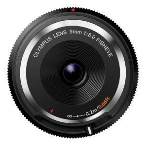 オリンパス BCL-0980 BLK フィッシュアイボディーキャップレンズ ブラック|shasinyasan