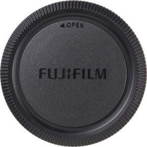 レンズを取り付けていない時のカメラ本体への光カブリやゴミ・ホコリ等が付着するのを防ぎます。  [FU...