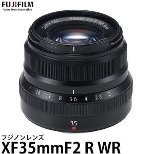 フジフイルム フジノンレンズ XF35mmF2 R WR ブラック 【送料無料】