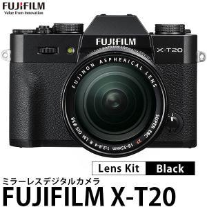 フジフイルム FUJIFILM X-T20 レンズキット ブラック 【送料無料】|shasinyasan