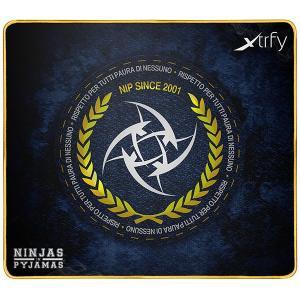 Xtrfy XTP1 NIP ITALIAN LARGE ゲーミングマウスパッド Lサイズ #701010 【送料無料】 【即納】|shasinyasan