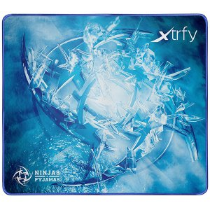 Xtrfy XTP1 NIP ICE LARGE ゲーミングマウスパッド Lサイズ #701065 【送料無料】 【即納】|shasinyasan