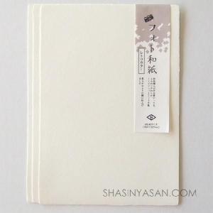 【メール便 送料無料】 信洋舎製紙所 フォト和紙B5サイズ レトロカラー 3枚入 【即納】|shasinyasan