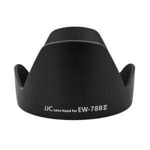 《特価品》 JJC LH-78BII キヤノン EW-78BII 互換レンズフード [キャノン/Ca...