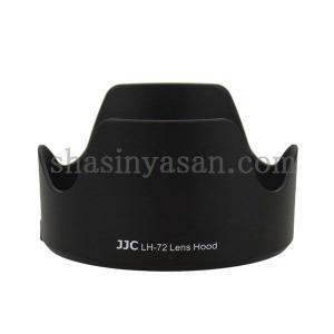 《特価品》 JJC LH-72 キヤノン EW-72 互換レンズフード [キャノン/Canon互換品...
