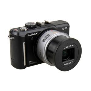 【メール便 送料無料】 JJC Z-P14-42 Z-CAP 自動開閉式レンズキャップ Panasonic LUMIX G X VARIO PZ 14-42mm専用 【即納】
