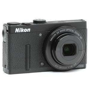 【メール便 送料無料】 ジャパンホビーツール Nikon COOLPIX P340用張り革キット 4308 ニコンF2タイプ ブラック|shasinyasan