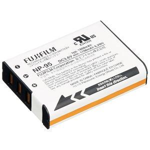【メール便 送料無料】 フジフイルム NP-95 充電式リチウムイオンバッテリー [FUJIFILM XF10 / X100T / X100S / X100 / X70 / X30 / X-S1対応] 【即納】|shasinyasan