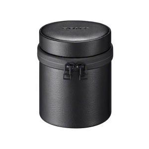 DSC-QX100を収納できるキャリングケース  ●円筒形のバッグインバッグタイプのキャリングケース...