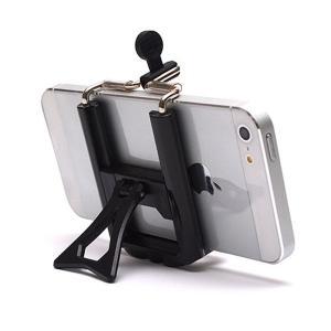ユーエヌ UNX-8539 スマートフォン用アダプターLサイズ [タイムラプスムービー撮影 iPhone対応]|shasinyasan