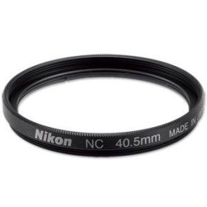 【メール便 送料無料】 ニコン 40.5NC 40.5mmネジ込み式フィルター 【即納】|shasinyasan