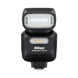 ニコン SB-500 スピードライト [Nikon D5/ D500/ D7200/ D5600/ D5500対応 純正ストロボ ガイドナンバー24]|shasinyasan