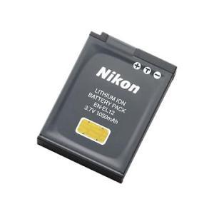 ニコン EN-EL12 Li-ionリチャージャブルバッテリー [Nikon COOLPIX A900/S9900/AW130対応] 【送料無料】 【即納】|shasinyasan