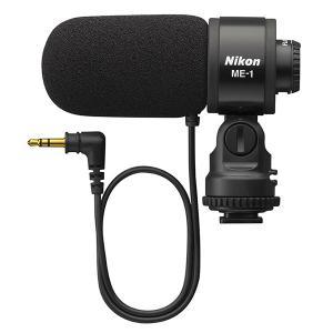 ニコン ME-1 ステレオマイクロホン [Nikon D5/ D500/ D7200/ D5600/ D5500/ D750/ D810対応] 【即納】 shasinyasan