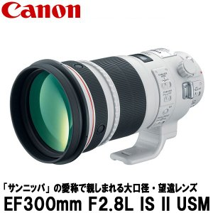 キヤノン EF300mm F2.8L IS II USM 4411B001 [Canon EF30028LIS2 望遠レンズ] 【送料無料】|shasinyasan