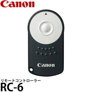 【メール便 送料無料】 キヤノン RC-6 リモートコントローラー 【即納】|shasinyasan