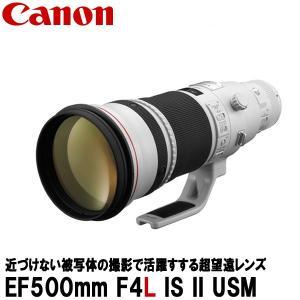 キヤノン EF500mm F4L IS II USM 5124B001 [Canon EF50040LIS2 超望遠レンズ] 【送料無料】|shasinyasan
