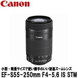 キヤノン EF-S55-250mm F4-5.6 IS STM 8546B001 [Canon EF-S55-250ISSTM EOS Kiss X8i対応 望遠ズームレンズ] 【送料無料】|shasinyasan