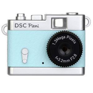 ケンコー・トキナー DSC-PIENI-SB デジタルカメラ Pieni スカイブルー 【送料無料】|shasinyasan