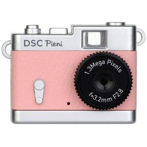 ケンコー・トキナー DSC-PIENI-CP デジタルカメラ Pieni コーラルピンク 【送料無料】|shasinyasan
