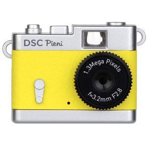クラシックカメラ風デザインがかわいい、超小型のトイデジタルカメラです。  ※このカメラはmicroS...