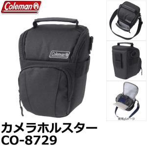 エツミ CO-8729 コールマン カメラホルスター ブラック 【送料無料】 shasinyasan