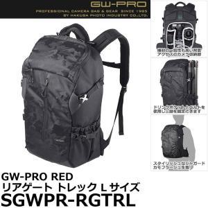 ハクバ SGWPR-RGTRL GW-PRO RED リアゲート トレック Lサイズ カメラバッグ ブラック 【送料無料】|shasinyasan