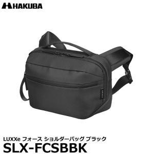 ハクバ SLX-FCSBBK LUXXe(ラグゼ) フォース ショルダーバッグ ブラック 【送料無料】|shasinyasan