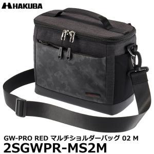 ハクバ 2SGWPR-MS2M GW-PRO RED マルチショルダーバッグ 02 M カメラバッグ 【送料無料】 shasinyasan