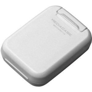 【メール便 送料無料】 ハクバ DMC-20SSDWT ポータブルメディアケース S SD/microSDカード用 ホワイト 【即納】|shasinyasan