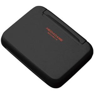 【メール便 送料無料】 ハクバ DMC-20WSDBK ポータブルメディアケース W SD/MicroSDカード用 ブラック 【即納】|shasinyasan