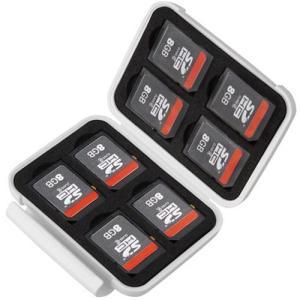 【メール便 送料無料】 ハクバ DMC-20WSDBK ポータブルメディアケース W SD/MicroSDカード用 ブラック 【即納】|shasinyasan|02