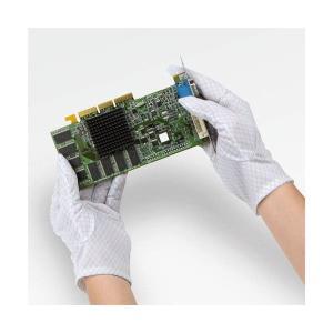 【メール便 送料無料】 ハクバ KFB-04 静電気防止手袋 Lサイズ|shasinyasan