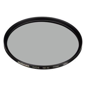 【メール便 送料無料】 ハクバ CF-WND477 ワイドNDフィルター4× 77mm