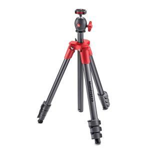 軽量カメラ三脚/ミラーレス一眼対応  COMPACTシリーズで最軽量のライト三脚は、自重わずか816...
