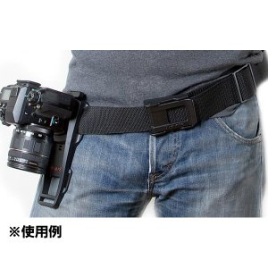 b-grip EVO Camera Belt Holder/ ビーグリップ・エヴォ・カメラベルトホルダー 【送料無料】 【即納】|shasinyasan|02