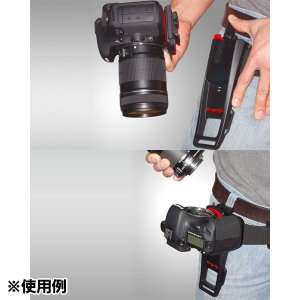 b-grip EVO Camera Belt Holder/ ビーグリップ・エヴォ・カメラベルトホルダー 【送料無料】 【即納】|shasinyasan|03