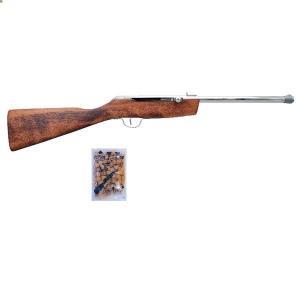 射的銃ナカヤシルバー(日本製)