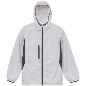 ジャケット メンズ レディース 白 ホワイト s m l xl xxl 2l 3l フード ブルゾン ジャンパー アウター おしゃれ 大きい ユニセックス 防寒 あったか 軽量 軽い|shatti