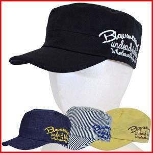 ワークキャップ メンズ レディース キャップ 帽子 デニム おしゃれ キッズ 夏 レイルロード レイルキャップ シンプル ロゴ 刺繍 コットン 綿 アメカジ ジュニア|shatti